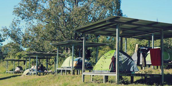 Zaytuna Farm Tent Platforms
