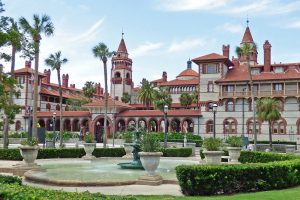 St Augustine Florida Historic Flagler College