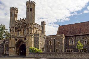 St Augustine's Abbey Monastery Canterbury